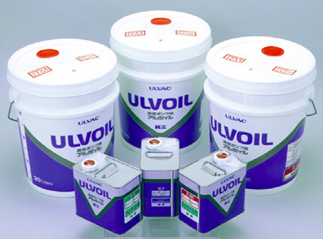 ULVAC Vacuum Pump Oil and Grease