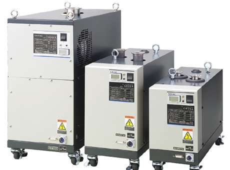 ULVAC Dry Vacuum Pump - CR Series