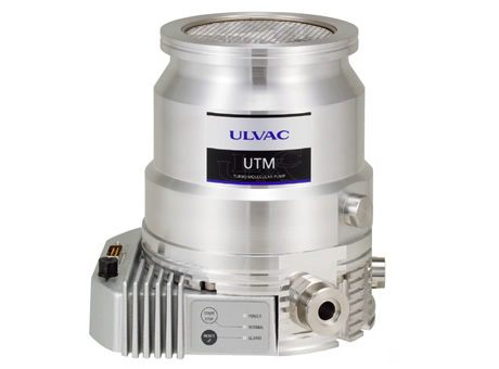 ULVAC Ceramic Ball Bearing Turbo Molecular Pump - UTM300B