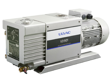 ULVAC Oil Rotary Vacuum Pump - VD Series