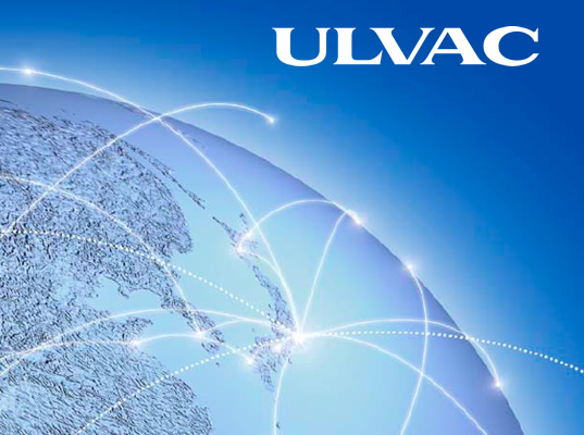ULVAC Global Network